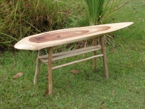 Camphor and Gum stick Coffee Table