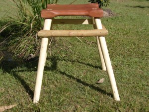 Red Gum and Red Ash Studio Chair