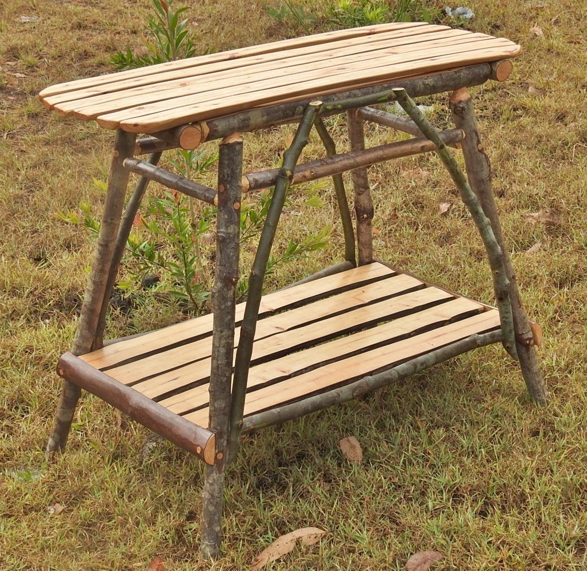 Goannawood Stick Furniture